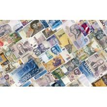 Банкноты оригинальные.