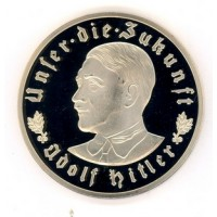 5 марок Золото Рейха 1933