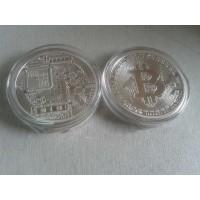 bitkoin серебро